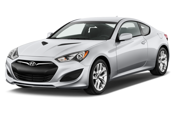 Slide 1 of 14: 2013 Hyundai Genesis Coupe