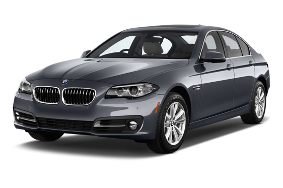 Slide 1 of 14: 2016 BMW 5 Series