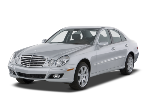 Slide 1 of 25: 2008 Mercedes-Benz E-class