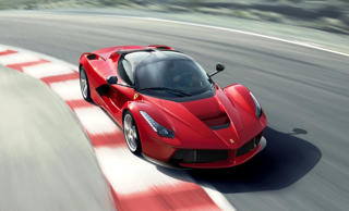 So good they named it twice – the LaFerrari was officially unveiled at the 2013 ...