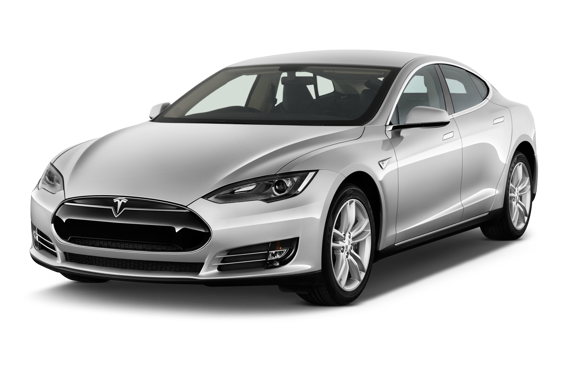 Slide 1 of 14: 2015 Tesla Model S