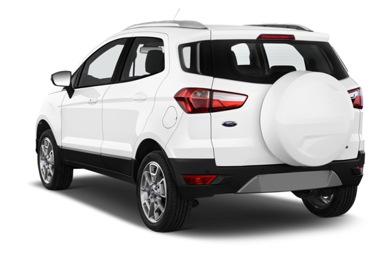 Slide 2 of 14: 2015 Ford EcoSport