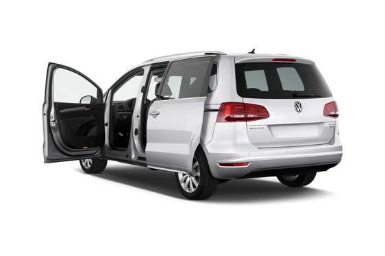 Slide 1 of 24: 2014 Volkswagen Sharan