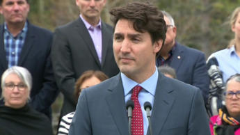 <p>Prime Minister Justin Trudeau said Ottawa will spend $470 million in British Columbia to help pay for upgrades to existing transit infrastructure.</p>