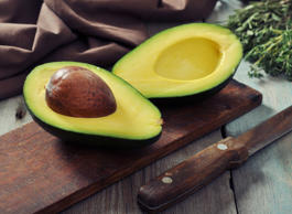 "<p>Good news, guacamole lovers! Thanks to its high monounsaturated fat content (a nutrient that fights off high cholesterol), you're obsession with avocados may just keep your ticker in tip-top health! Check out these <a href=""http://www.eatthis.com/10-avocado-recipes-weight-loss"">avocado recipes for weight loss</a> for culinary inspiration. </p>"