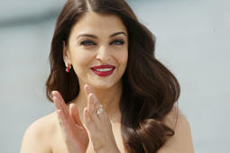Watch: Aishwarya ready for Cannes
