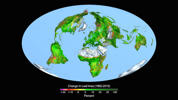 The surface area of the Earth covered by leafy green vegetation has increased dramatically over the last several decades, thanks to excess carbon emissions. But the green shoots aren't necessarily a good thing; they are harbingers of more worrisome impacts of climate change, like sea level rise and glacier met.