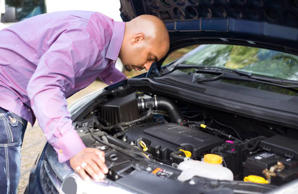 With hands clear, have someone start the engine while the hood is open giving you a good chance to hear anything unusual. Handout, Fotolia