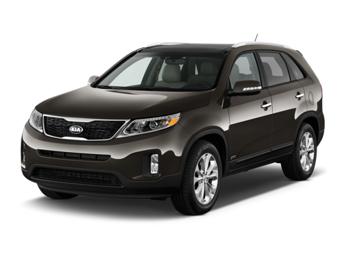Slide 1 of 19: 2014 Kia Sorento