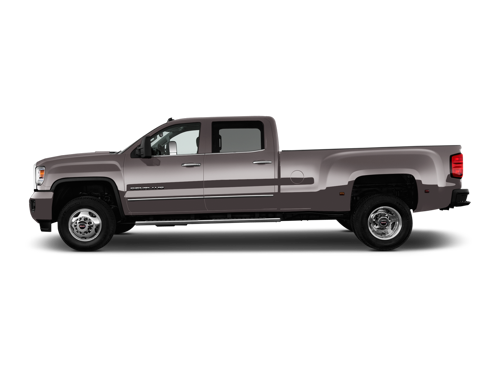 Slide 1 of 13: 2015 GMC Sierra 3500 Denali HD