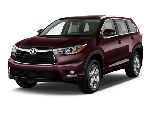 Slide 1 of 17: 2014 Toyota Highlander