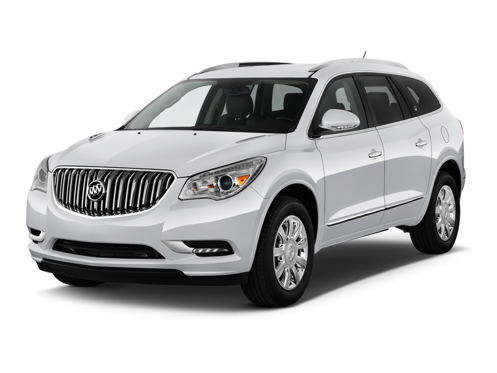 Slide 1 of 17: 2014 Buick Enclave