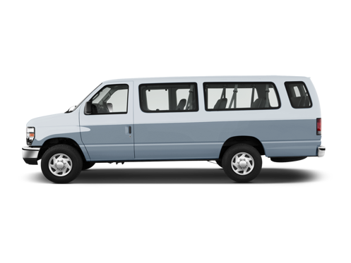 Slide 1 of 14: 2014 Ford E-Series Econoline Wagon