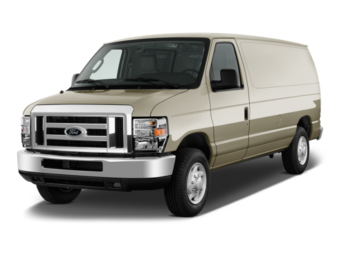 Slide 1 of 14: 2014 Ford E-Series Econoline Van