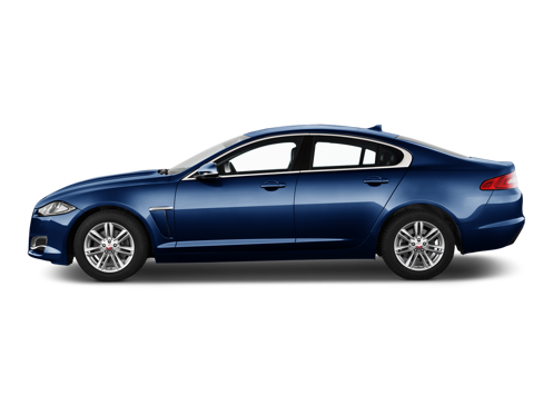 Slide 1 of 29: 2014 Jaguar XF