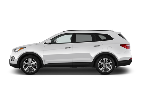 Slide 1 of 13: 2014 Hyundai Santa Fe