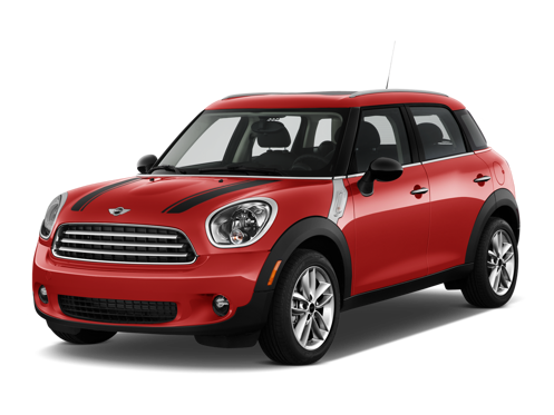 Slide 1 of 21: 2014 MINI Countryman