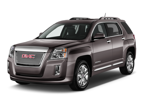 Slide 1 of 8: 2014 GMC Terrain