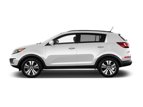 Slide 1 of 15: 2014 Kia Sportage
