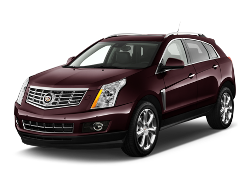 Slide 1 of 18: 2015 Cadillac SRX