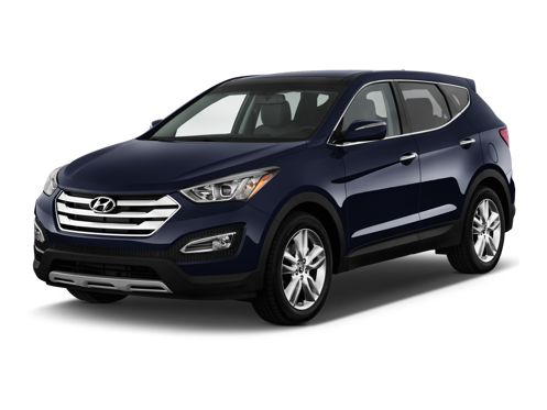 Slide 2 of 33: 2014 Hyundai Santa Fe