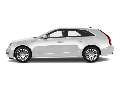 Slide 1 of 15: 2014 Cadillac CTS Sport Wagon