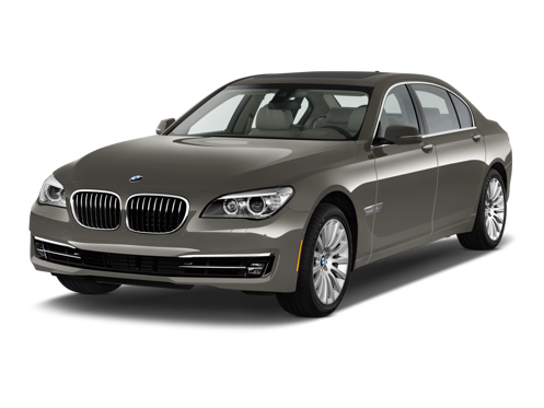 Slide 2 of 36: 2014 BMW 7 Series