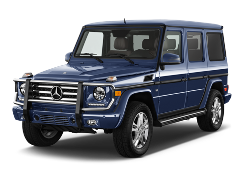 Slide 1 of 24: 2013 Mercedes-Benz G-Class