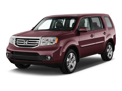 Slide 2 of 16: 2013 Honda Pilot
