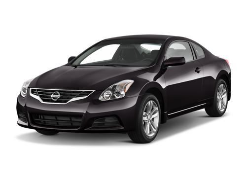 Slide 1 of 20: 2013 Nissan Altima Coupe