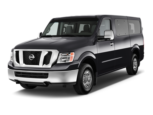 Slide 1 of 16: 2013 Nissan NV Passenger