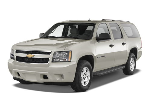 Slide 2 of 14: 2014 Chevrolet Suburban