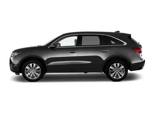 Slide 1 of 14: 2014 Acura MDX
