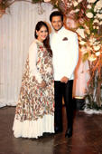 Bipasha Basu & Karan Singh Grover's wedding reception