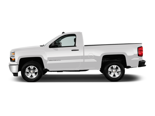 Slide 1 of 16: 2014 Chevrolet Silverado 1500