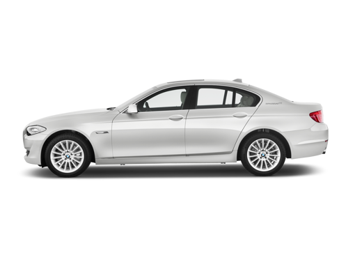 Slide 1 of 34: 2013 BMW 5 Series