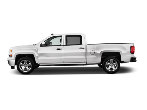 Slide 2 of 18: 2014 Chevrolet Silverado 1500