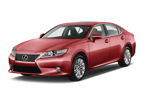 Slide 2 of 20: 2015 Lexus ES