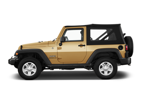 Slide 1 of 21: 2014 Jeep Wrangler