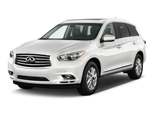 Slide 1 of 19: 2014 Infiniti QX60