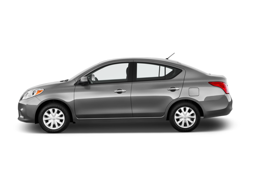 Slide 2 of 28: 2013 Nissan Versa Sedan
