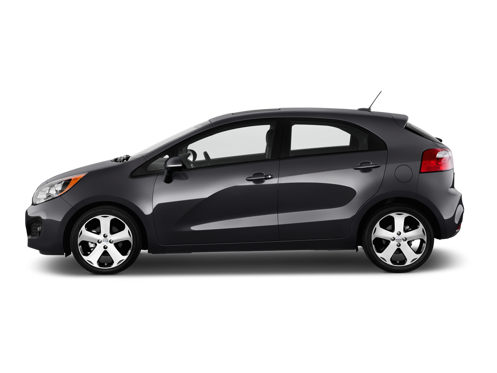 Slide 1 of 13: 2015 Kia Rio 5-Door