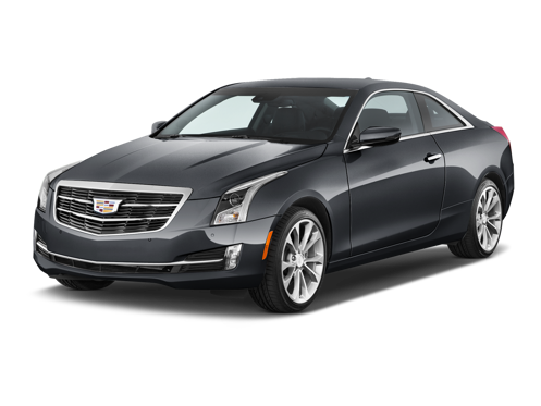 Slide 1 of 20: 2015 Cadillac ATS Coupe