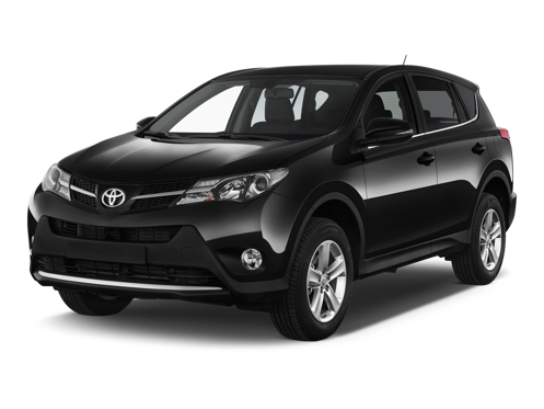 Slide 1 of 12: 2014 Toyota RAV4