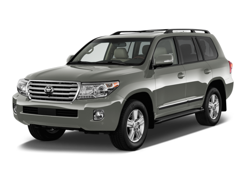 Slide 1 of 14: 2015 Toyota Land Cruiser