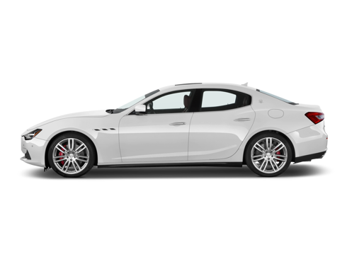 Slide 1 of 32: 2015 Maserati Ghibli