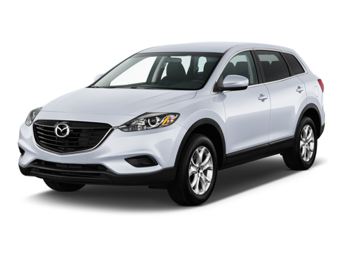 Slide 1 of 12: 2014 Mazda CX-9