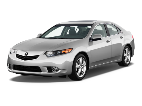 Slide 1 of 13: 2013 Acura TSX