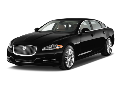 Slide 1 of 27: 2014 Jaguar XJ
