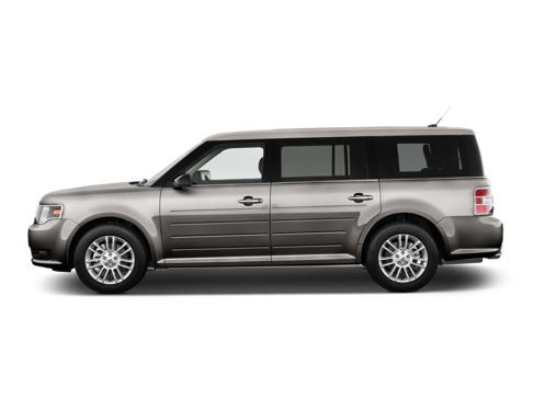 Slide 1 of 19: 2014 Ford Flex
